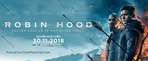 Robin Hood - Vietnamese poster