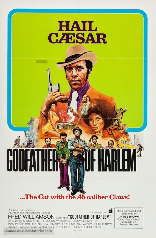 Black Caesar - Movie Poster