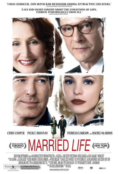 Married Life - Movie Poster