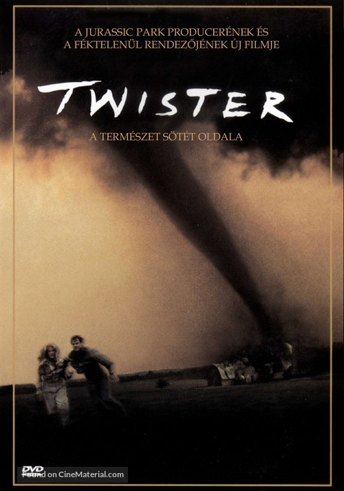 Twister - Hungarian Movie Cover