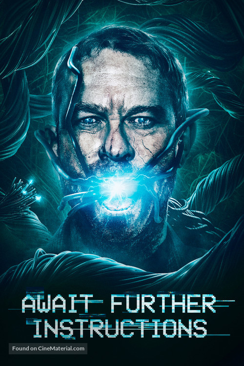 Await Further Instructions - Video on demand movie cover