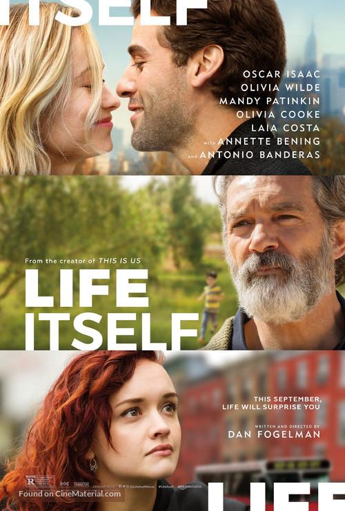 Life Itself - Movie Poster