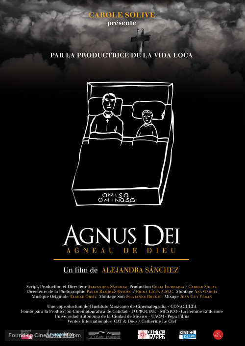 Agnus Dei: Lamb of God - French Movie Poster