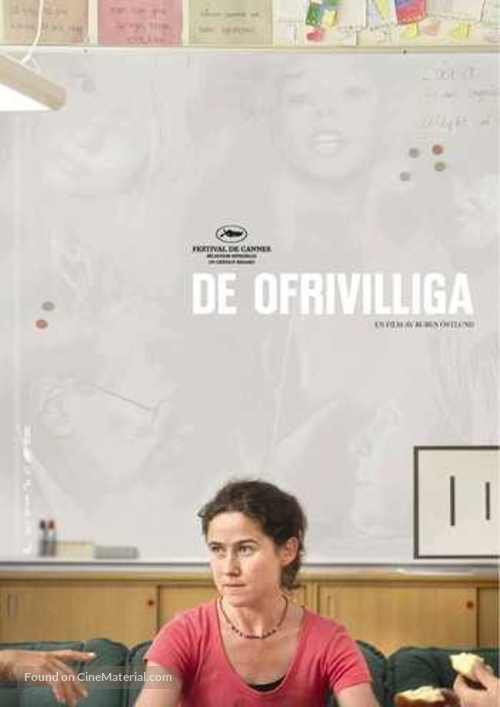De ofrivilliga - Swedish Movie Poster