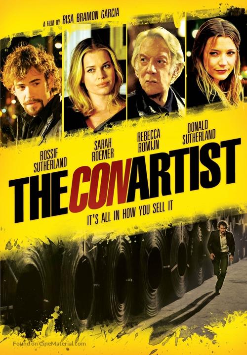 The Con Artist - DVD cover