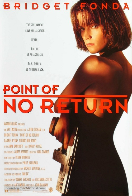 Point of No Return - Movie Poster