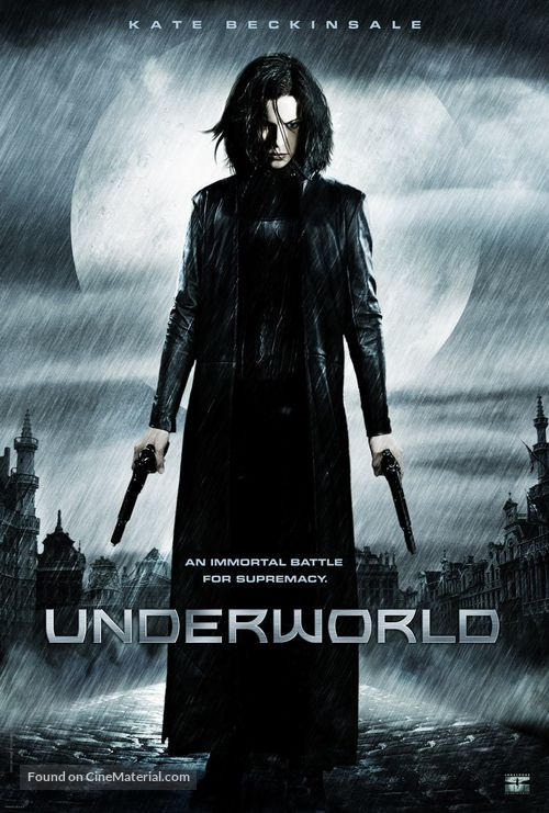 Underworld - DVD cover