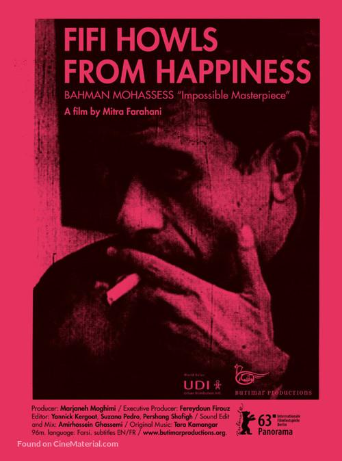 Fifi az khoshhali zooze mikeshad - French Movie Poster
