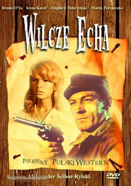Wilcze echa - Polish Movie Poster