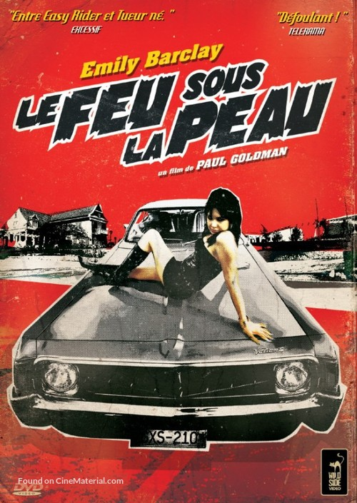 Suburban Mayhem - French DVD cover