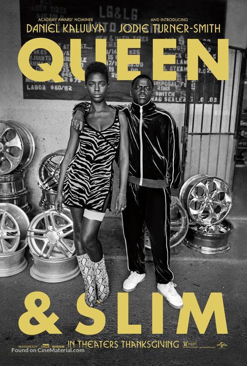 Queen & Slim - Movie Poster