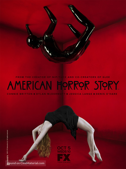 """American Horror Story"" - Movie Poster"