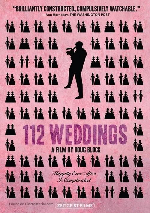 112 Weddings - DVD movie cover