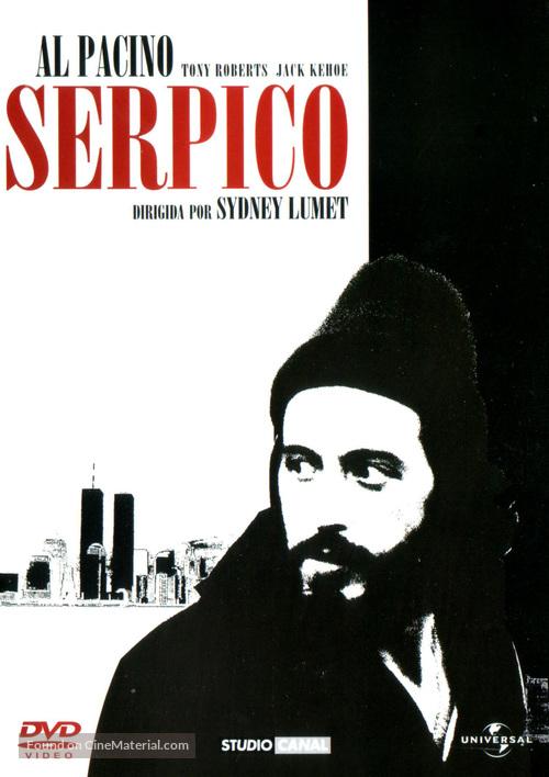 Serpico - Italian DVD movie cover
