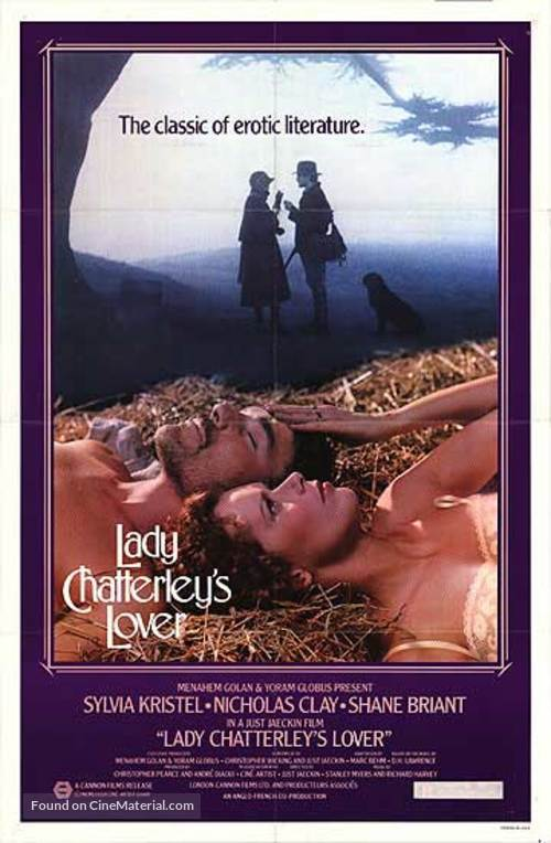 Lady Chatterley's Lover - Movie Poster