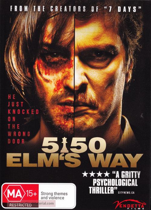 5150, Rue des Ormes - Australian DVD movie cover