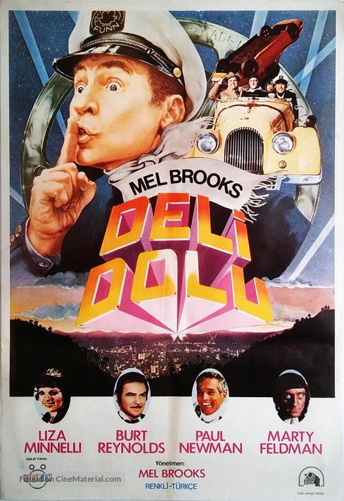 Silent Movie Turkish Movie Poster