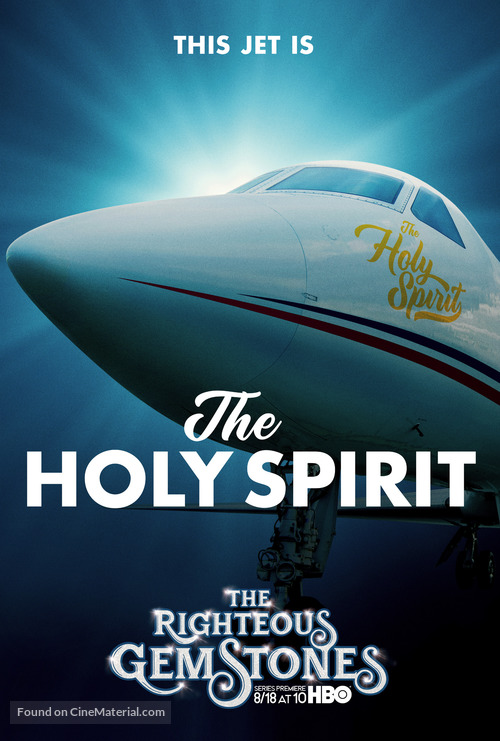 """""""The Righteous Gemstones"""" - Movie Poster"""