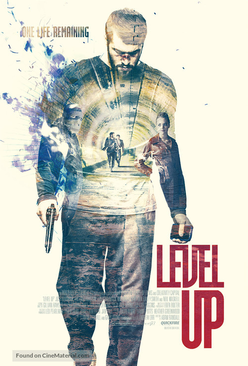 Level Up - Movie Poster