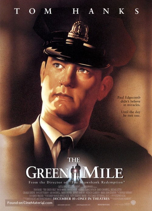 The Green Mile - Movie Poster