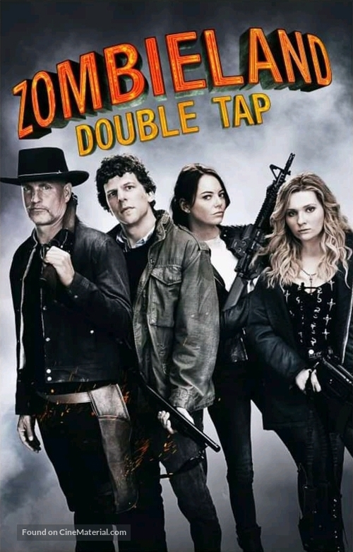 Zombieland: Double Tap - Advance movie poster