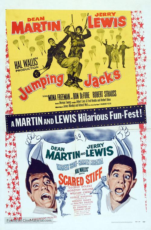 Jumping Jacks - Combo movie poster