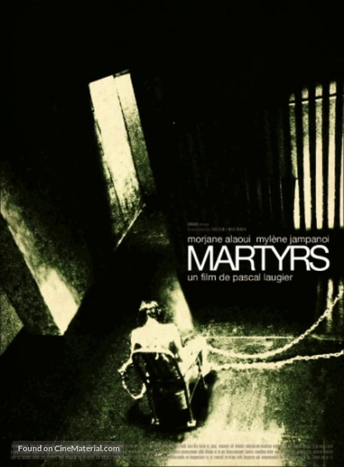 Martyrs - French Movie Poster