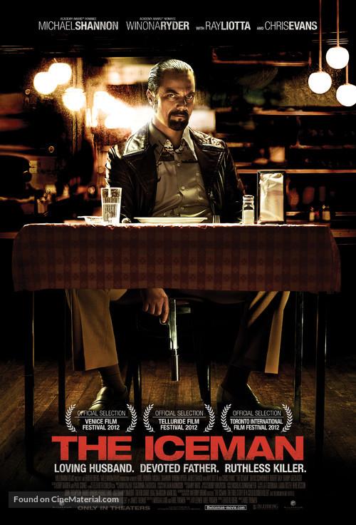 The Iceman - Movie Poster
