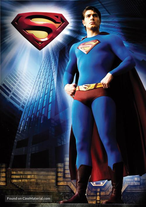 Superman Returns (2006) key art