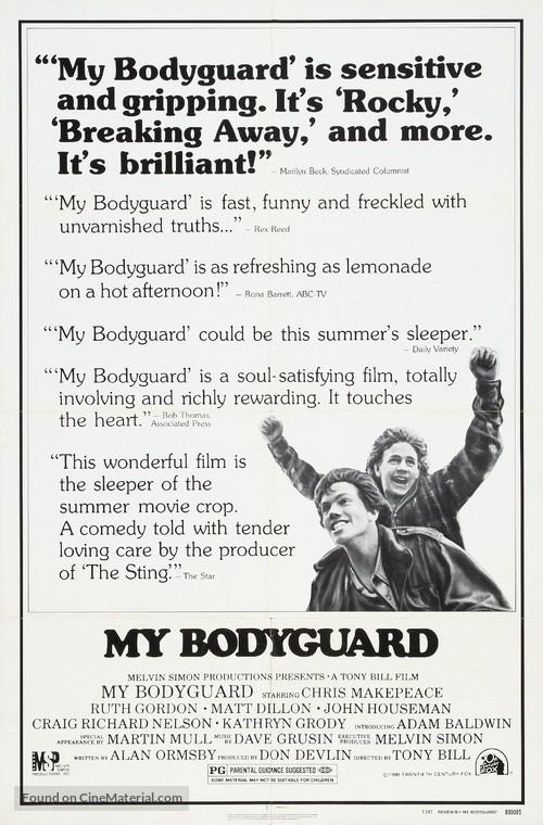 My Bodyguard - Movie Poster