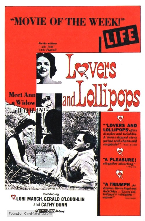 Lovers and Lollipops - Movie Poster