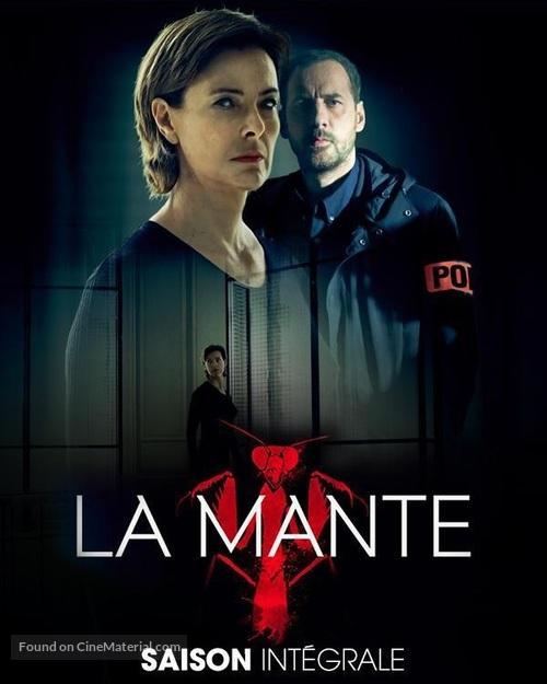 Image result for la mante poster