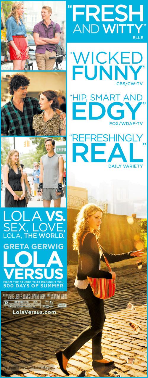 Lola Versus - Movie Poster