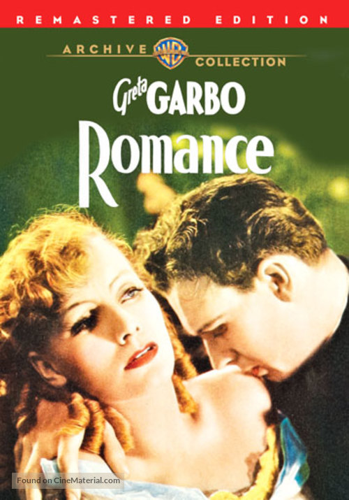 Romance - Movie Cover