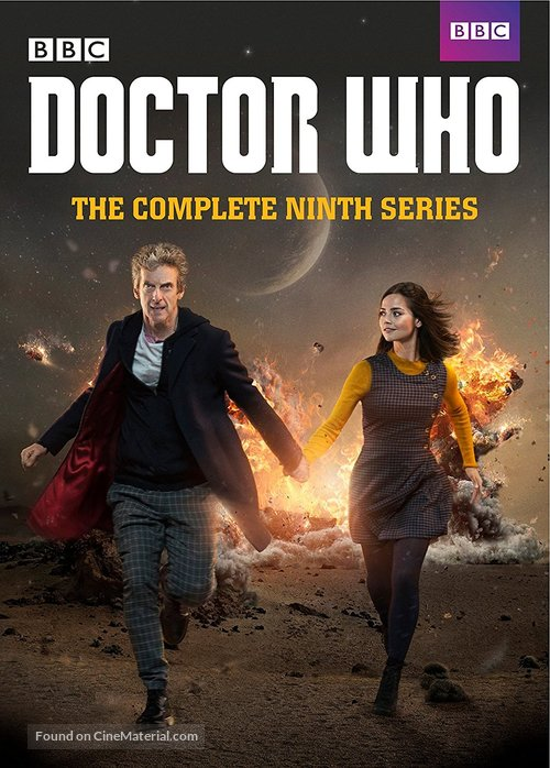 """""""Doctor Who"""" - Movie Cover"""