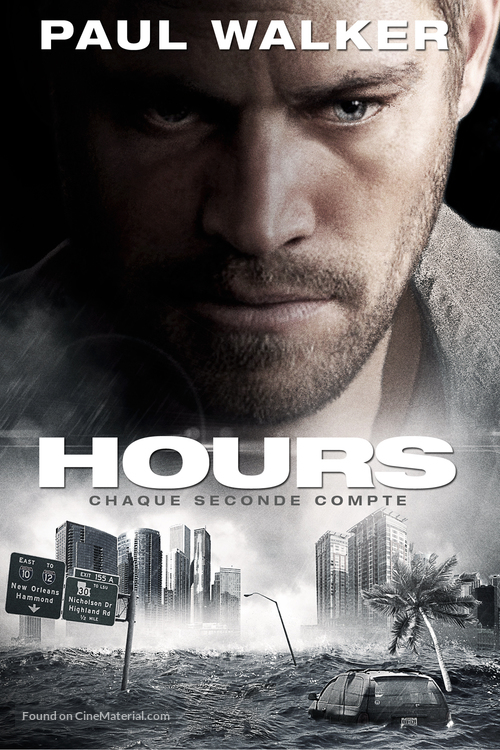 Hours - French DVD cover
