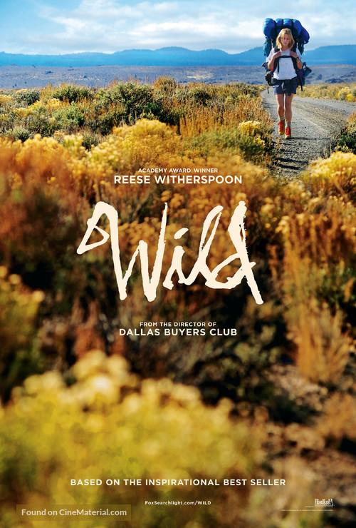 Wild - Movie Poster