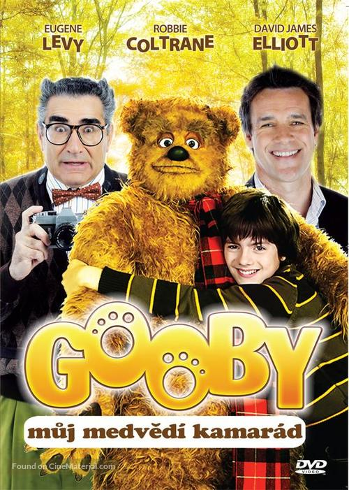 Gooby - Czech Movie Cover