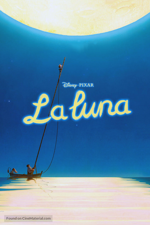La Luna - Movie Poster