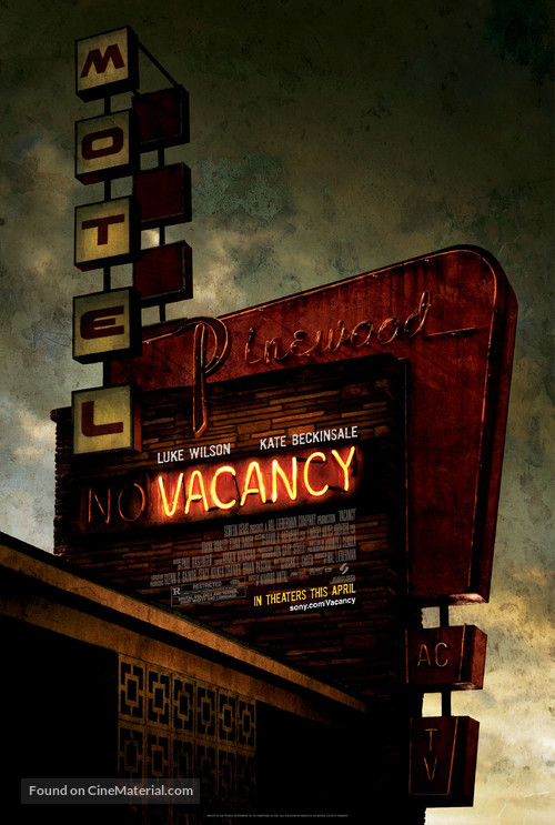 Vacancy - Theatrical poster