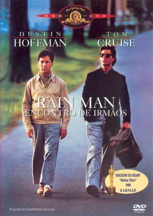 Rain Man - Portuguese DVD cover