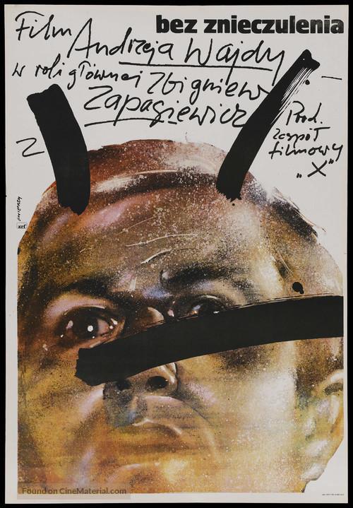 Bez znieczulenia - Polish Movie Poster