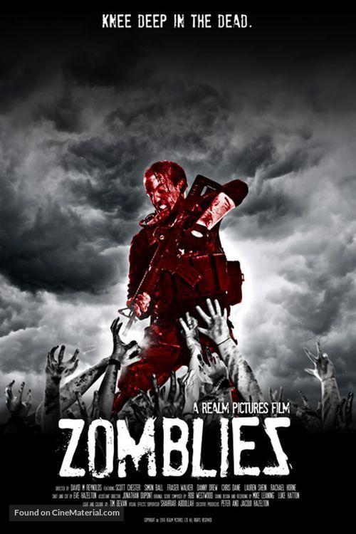 Zomblies - British Movie Poster