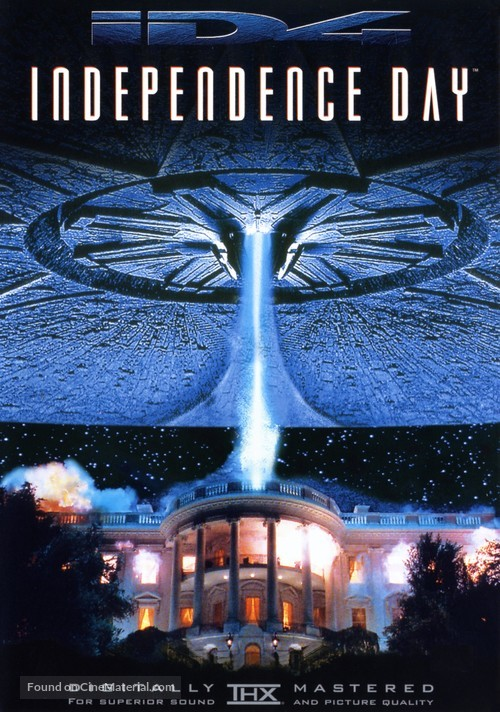 Independence Day - Movie Cover