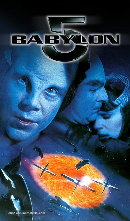 """""""Babylon 5"""" - VHS cover"""