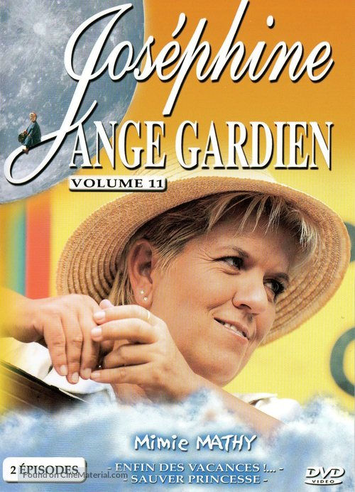 """Joséphine, ange gardien"" - French Movie Cover"
