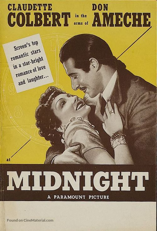 Midnight - British Movie Poster