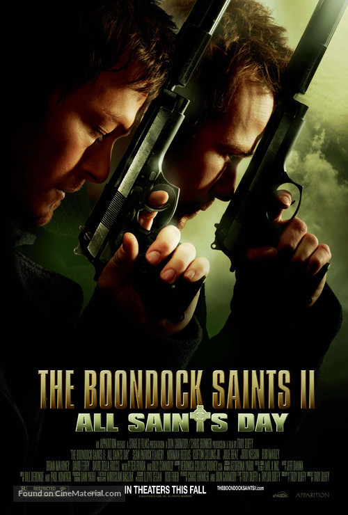 The Boondock Saints II: All Saints Day - Movie Poster