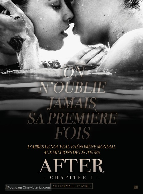 After - French Movie Poster