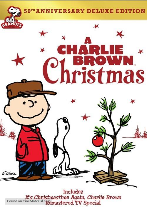 A Charlie Brown Christmas - DVD movie cover